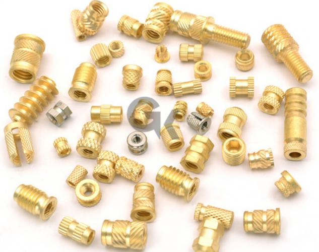 Brass Inserts Manufacturer & Supplier