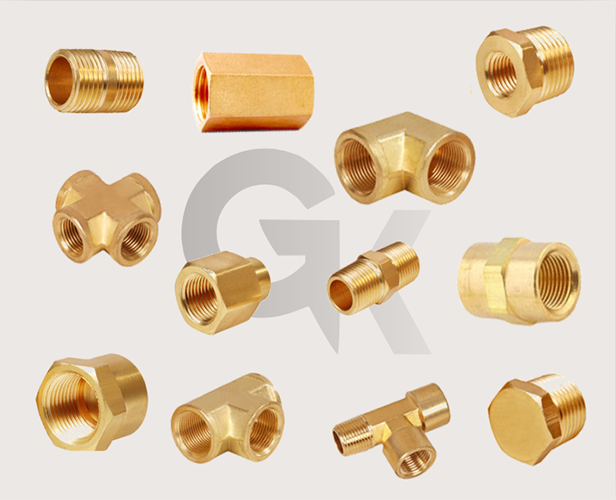 Brass Pipe Fittings Manufacturer