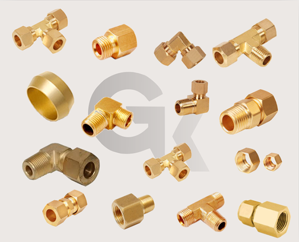 Brass Compression Fitting Manufacturers in USA
