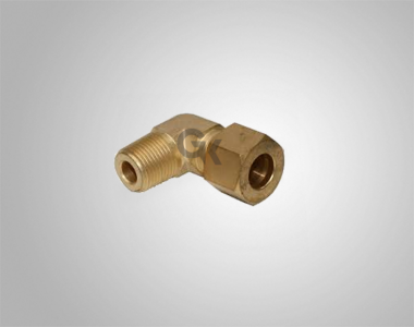 90 Male Elbow Connector